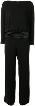 Giorgio Armani Structured Jumpsuit