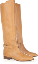 Chloé Tucson leather and metal boots