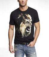 Express Slub Graphic Tee - Mane