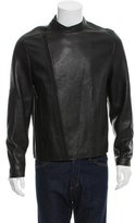 Alexander Wang Leather Moto Jacket w/ Tags