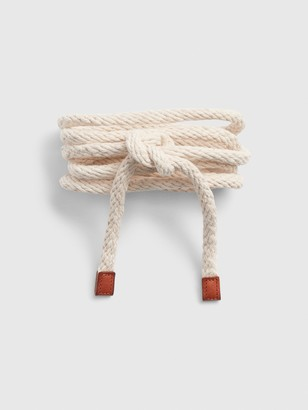 Gap Rope Cord Belt