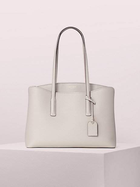 Kate Spade Margaux Large Work Tote, True Taupe