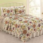 Peking Ginger 3-pc. Quilt Set