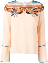 Antonia Zander Cedric blouse - women - Silk - S