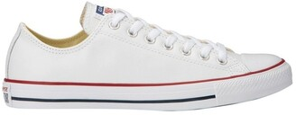 Converse Chuck Taylor All Star Leather Ox 532173 White Sneaker