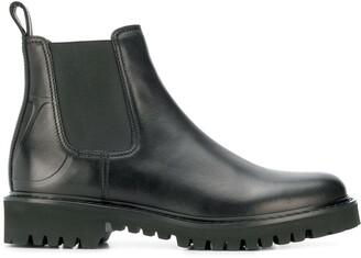 Valentino VLOGO beatle boots