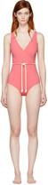 Lisa Marie Fernandez Pink Yasmin Swimsuit