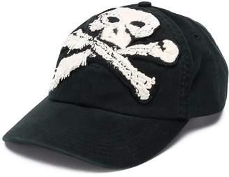 Palm Angels skull and crossbones baseball cap