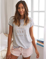 aerie Real Soft Graphic Tee