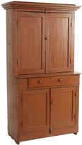 Rejuvenation Large Wooden Floor Cabinet