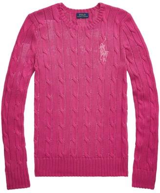 Ralph Lauren Cable-Knit Sweater