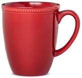Threshold Camden Round Mug Red Set of 4