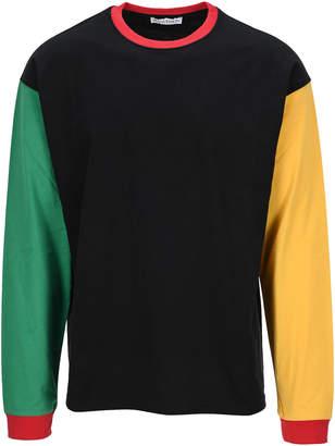 J.W.Anderson Colour Block Long Sleeves T-shirt
