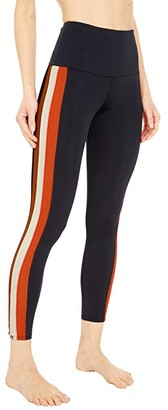 Onzie Side Midi Pants (Penny Combo) Women's Casual Pants