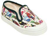 Pépé Liberty Cotton Canvas Slip-On Sneakers