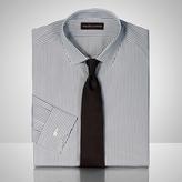 Ralph Lauren Black Label Tailored End-on-End Shirt
