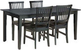 JCPenney Maxwell 5-pc. Rectangle Dining Set