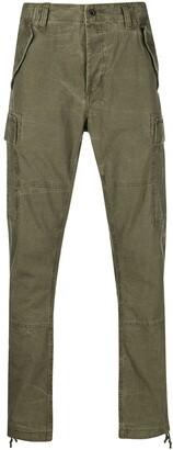 Polo Ralph Lauren Multi-Pocket Straight Leg Cargo Trousers