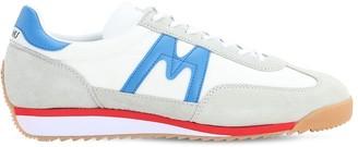 Karhu Champion Air Nylon & Suede Sneakers