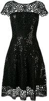 Talbot Runhof Noix dress