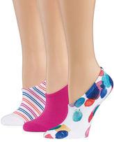 Converse 3 pk Sneaker Liner Socks