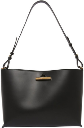 Sophie Hulme The Pinch Black Tote Bag