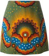 Valentino 'Star Studded' mini skirt