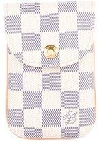 Louis Vuitton Damier Azur Etui Phone Case