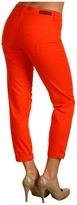 Calvin Klein Jeans Colored Ankle Crop in Firecracker (Firecracker) - Apparel