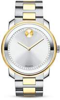 Movado BOLD Two Tone Watch, 42.5mm