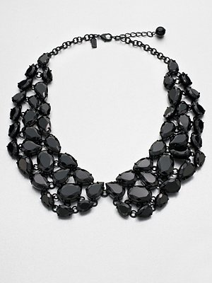 Kate Spade Faceted Collar Necklace