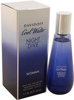 Davidoff Cool Water Night Dive 1.7-Oz. Eau de Toilette - Women