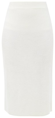 MAX MARA LEISURE Emerson Skirt - White