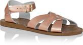 SALTWATER Original Leather Sandal