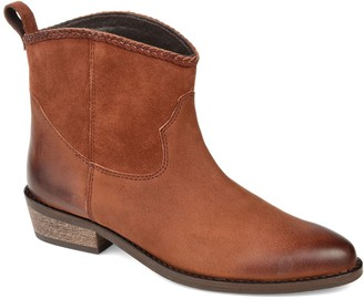 Journee Collection Journee Signature Carmela Women's Ankle Boots