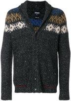Woolrich shawl collar cardigan