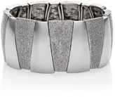 White House Black Market Sandblast Textured Stretch Bracelet