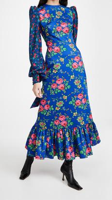 The Vampire's Wife The Villanelle Dress