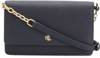 Lauren Ralph Lauren Logo Plaque Crossbody Bag