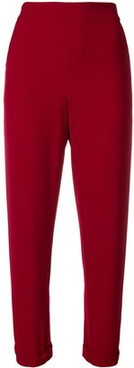 P.A.R.O.S.H. tailored fit trousers