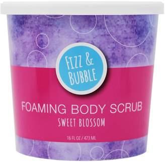 Fizz & Bubble Sweet Blossom Foaming Body Scrub