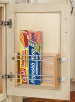 Rev-A-Shelf Small Door Mount Foil Rack