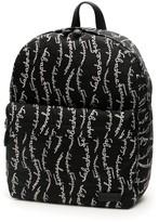 Salvatore Ferragamo All Over Logo Backpack