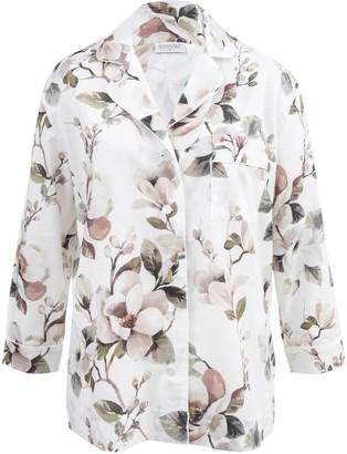 Wallace Cotton Magnolia Organic Cotton Pj Shirt