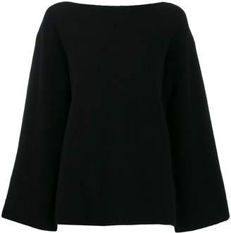 3.1 Phillip Lim long-sleeve flared sweater