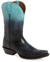Ariat Women's Ombre X Toe Western Boot