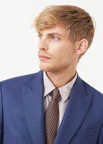 MANGO MAN Slim-Fit Wool Suit Blazer