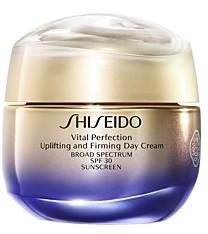 Shiseido Vital Perfection Uplifting & Firming Day Cream Spf 30 1.7 oz.