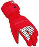 Deercon Winter Warm Sports windproof Waterproof Motorcycle Snowboard Snow Ski Gloves