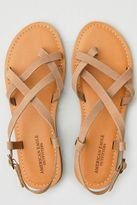 American Eagle Outfitters AE Suede Slingback Sandal